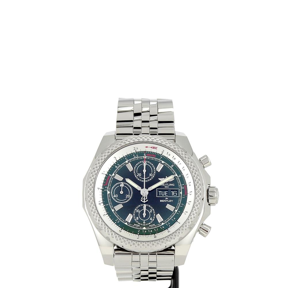 Montre Breitling for Bentley GT II chronographe A1336512/L520 d'occasion