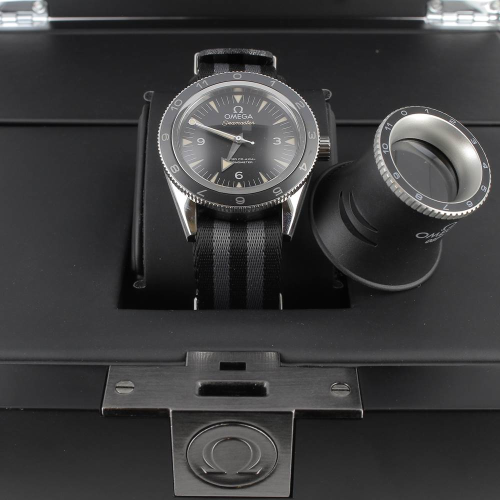 la nouvelle montre omega james bond. Black Bedroom Furniture Sets. Home Design Ideas