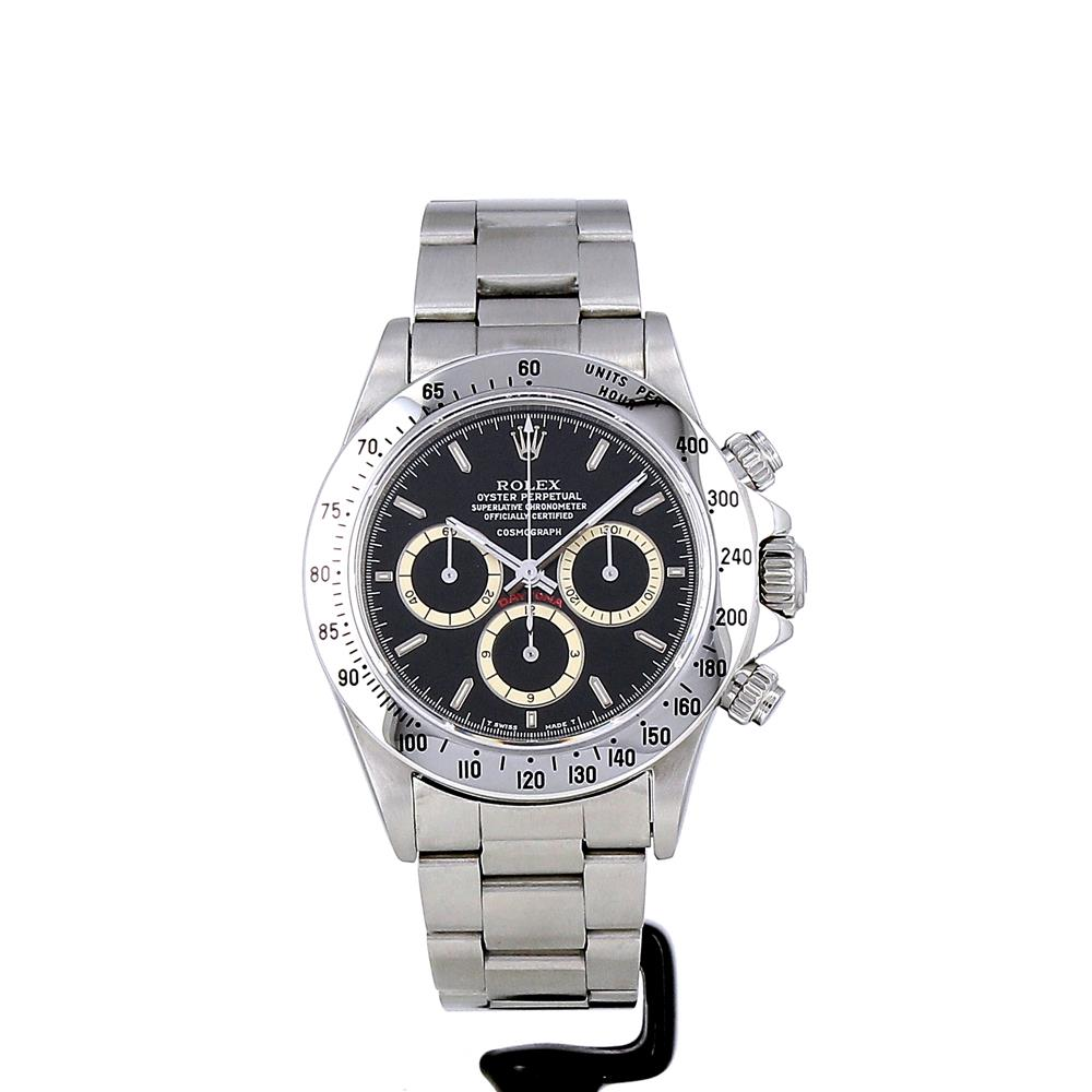 montre rolex daytona 6 inverse patrizzi d 39 occasion. Black Bedroom Furniture Sets. Home Design Ideas