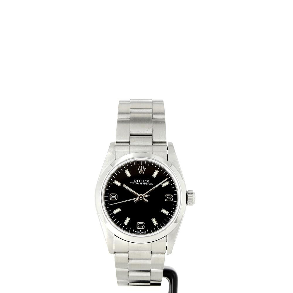 montre rolex oyster perpetual 31mm d 39 occasion. Black Bedroom Furniture Sets. Home Design Ideas