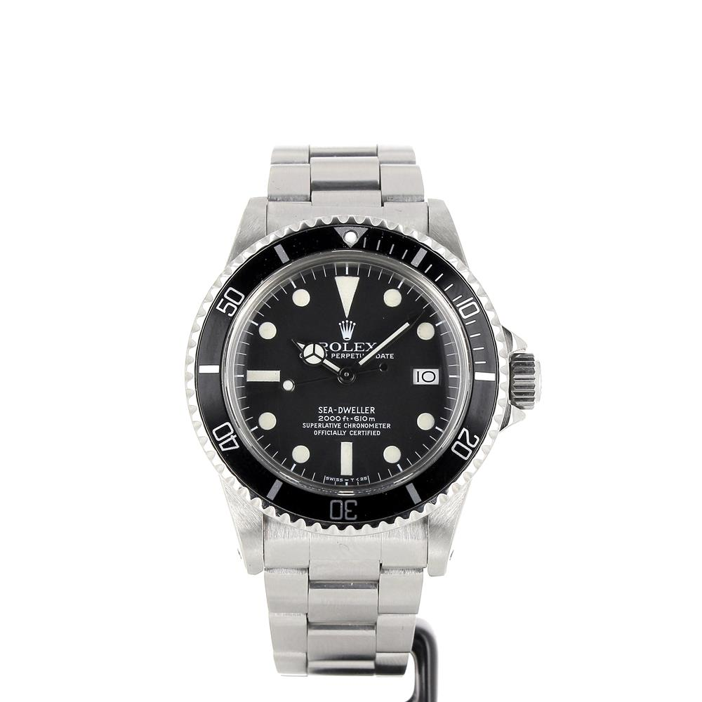 montre rolex oyster perpetual sea dweller 2000 1665 mark i d 39 occasion. Black Bedroom Furniture Sets. Home Design Ideas