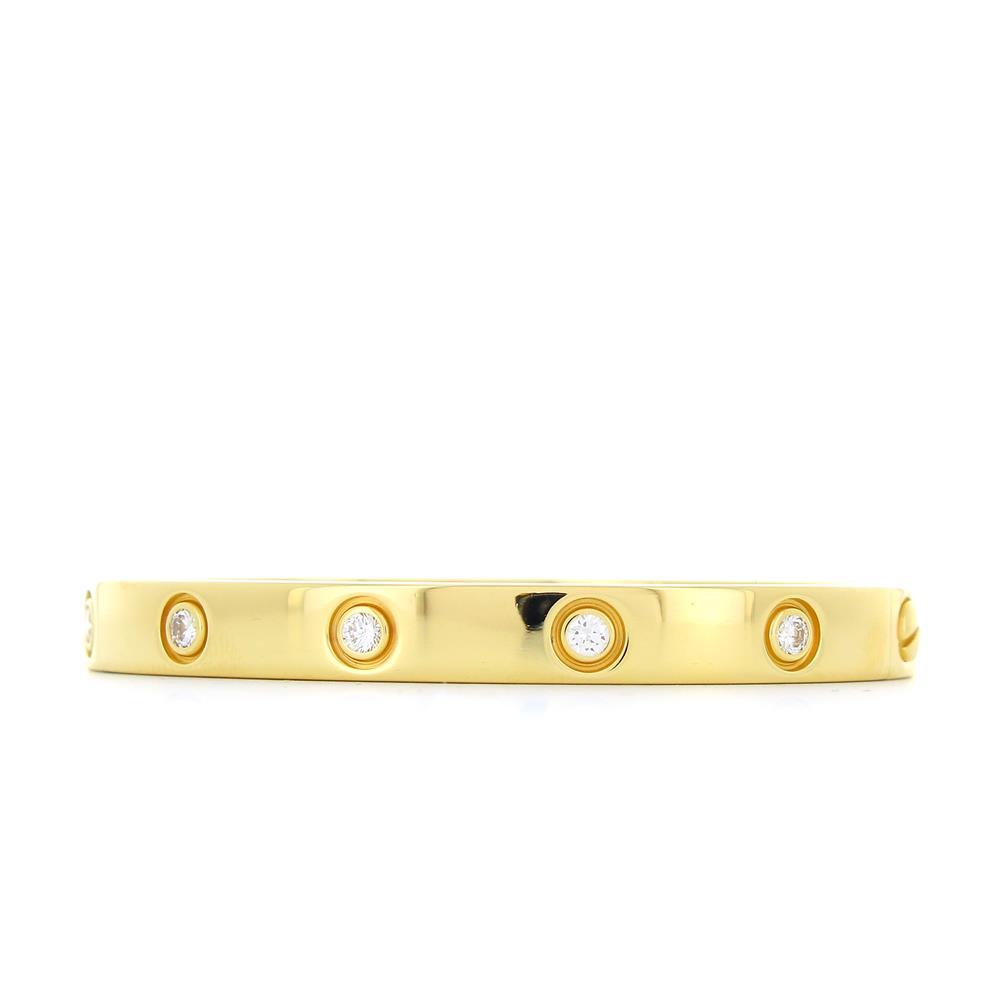 bracelet cartier love occasion. Black Bedroom Furniture Sets. Home Design Ideas