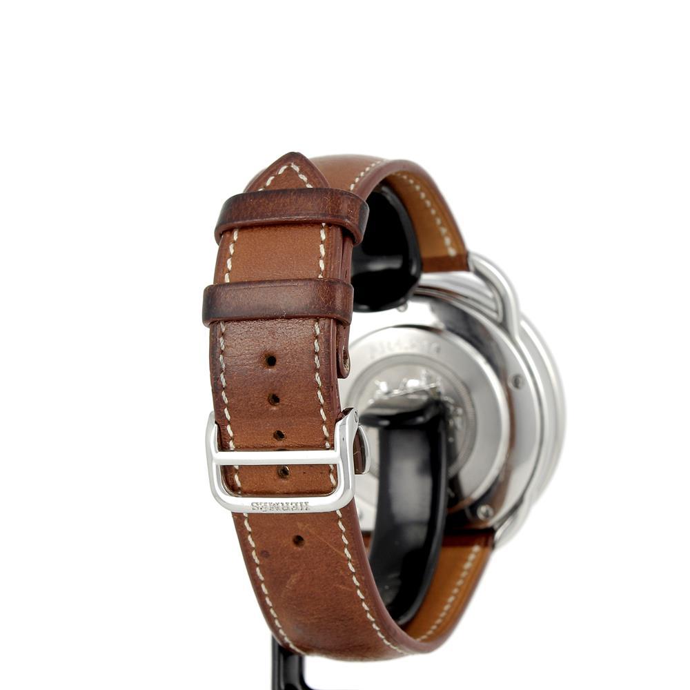 3e4cd5c87019 Montre Hermes Arceau TGM Chronographe automatique d occasion