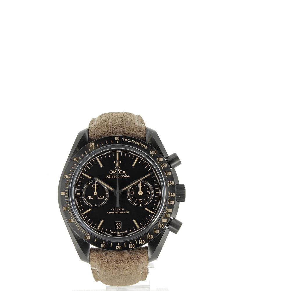 montre omega speedmaster dark side of the moon neuve prix d 39 occasion. Black Bedroom Furniture Sets. Home Design Ideas