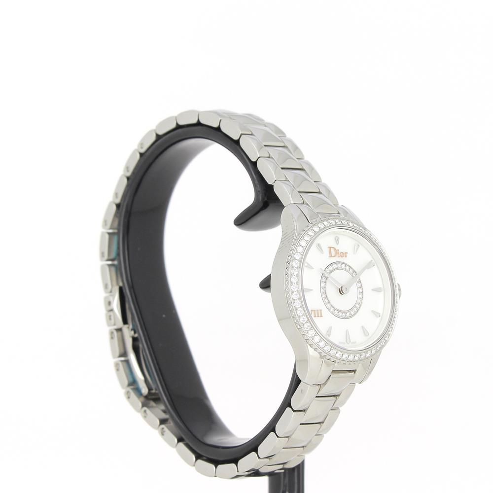 1edc7cd449f Montre Dior VIII Montaigne nacre CD151110M001 neuve a prix d occasion