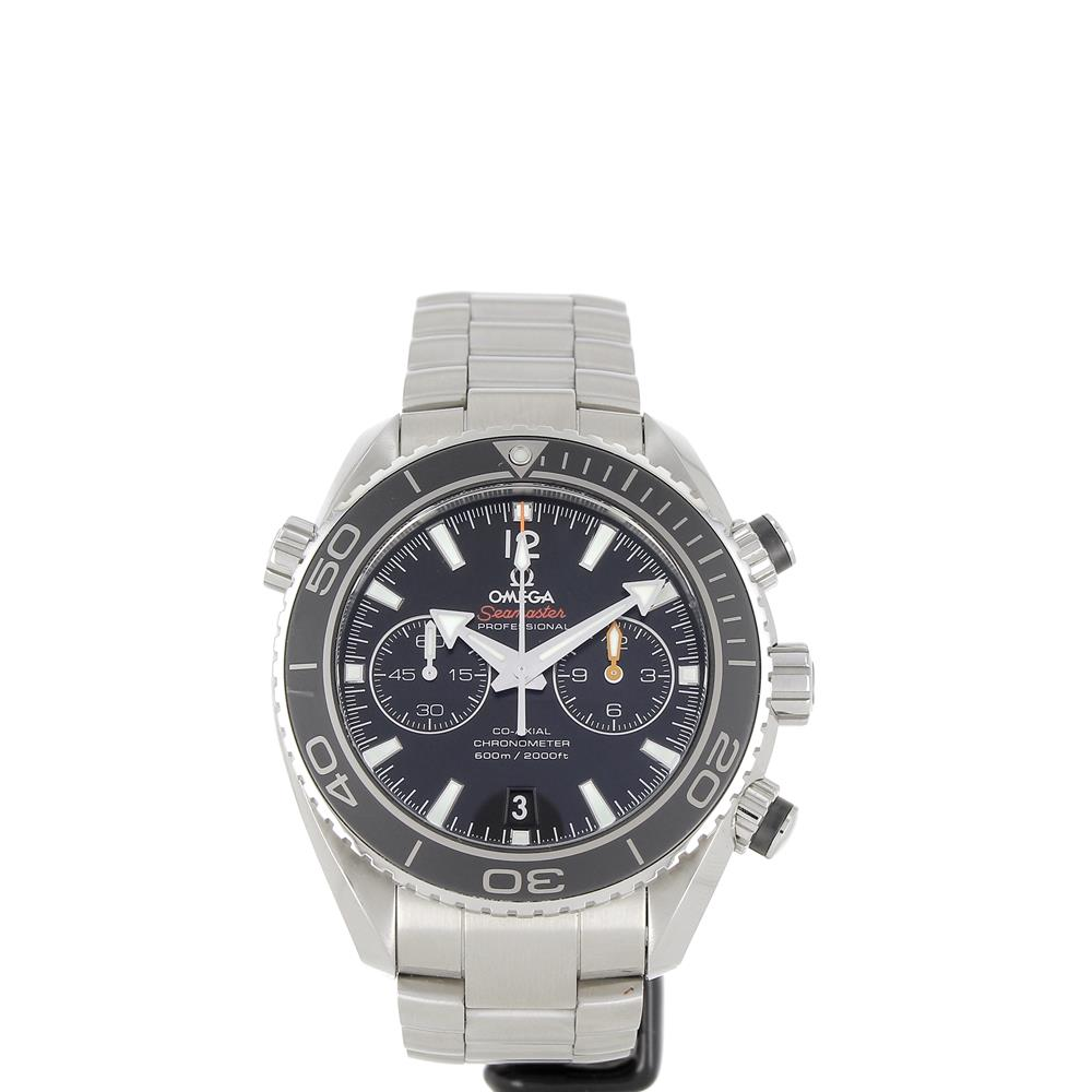 montre omega seamaster planet ocean chronograph d 39 occasion. Black Bedroom Furniture Sets. Home Design Ideas