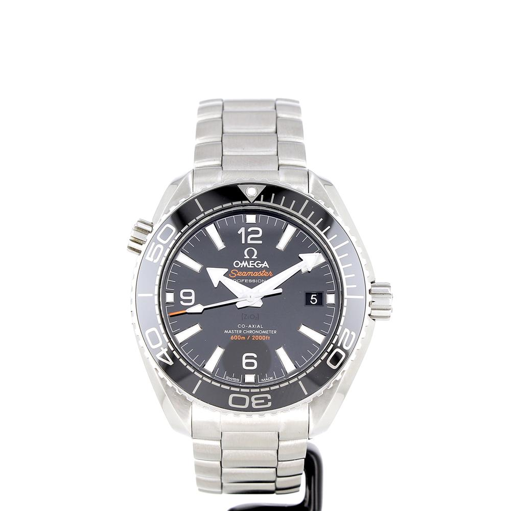 Montre Omega Seamaster Planet Ocean 600m 39.5mm reference 215.30.40.20.01.001 d'occasion